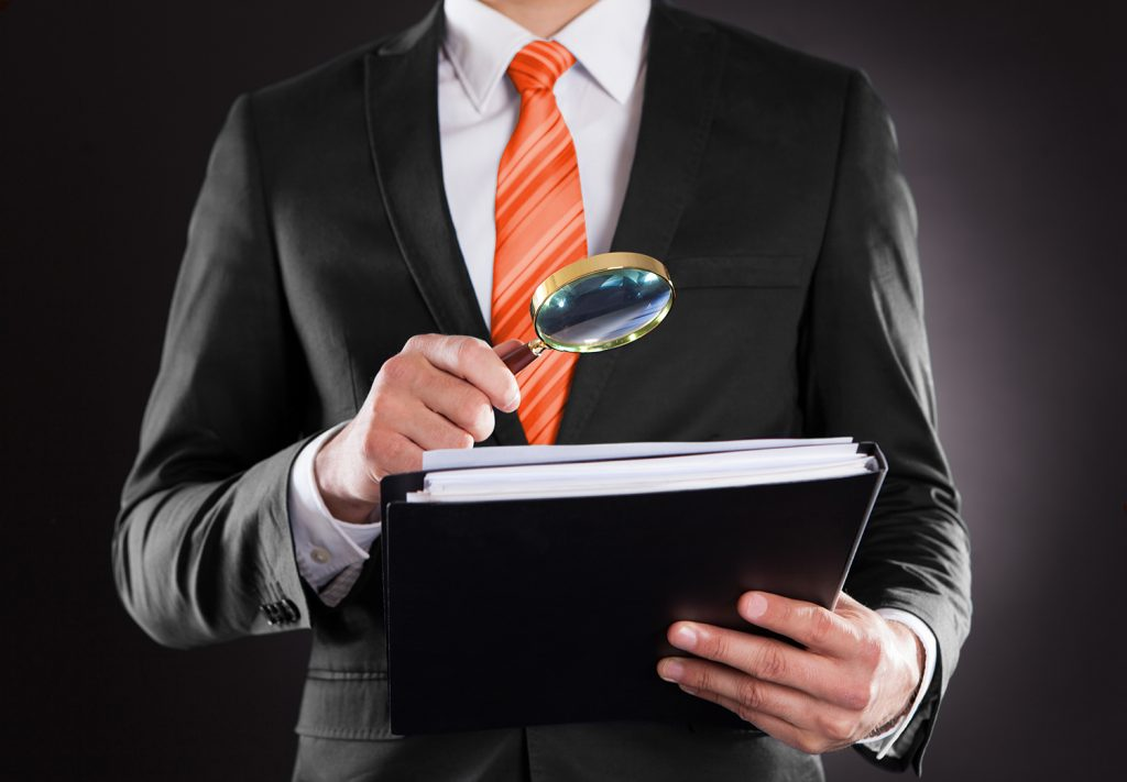 How are you conducting the verification of credentials shared by professionals you are hiring?